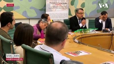 Türkiye'de Eşcinsellere Bakış: Barbaros Şansal İngiliz Parlamentosunda Anlattı