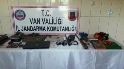 Van'da EYP'li saldırı olayının faillerine yönelik operasyon: 8 gözaltı