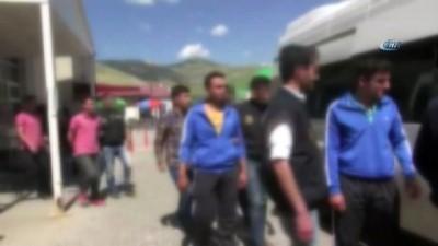 silahli teror orgutu -  Bitlis merkezli FETÖ operasyonu: 7 gözaltı
