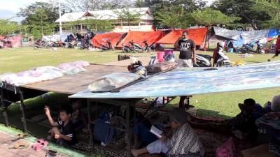 Endonezya'da depremzedeler ihtiyaçlarını karşılamada zorlanıyor (2) - PALU