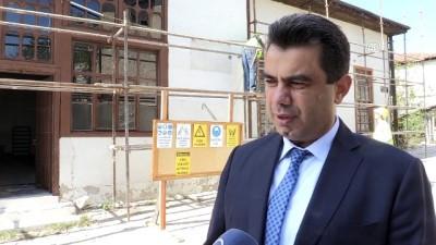 Sultan 2. Abdülhamid'in yaptırdığı okul eğitim müzesi olacak - KARABÜK