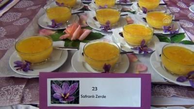2. Safran Festivali - Yemek ve tatlı yarışması düzenlendi - KARABÜK