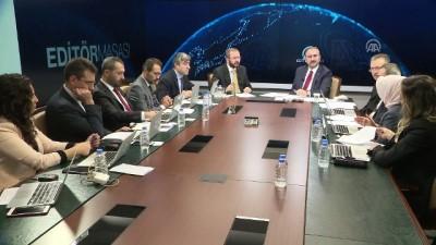Adalet Bakanı Gül: 'Stratejik planı, kasım sonunda paylaşacağız' - ANKARA