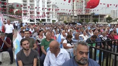 Akşener: 'Türkiye'yi iyi belediyecilikle tanıştıracağız' - MERSİN