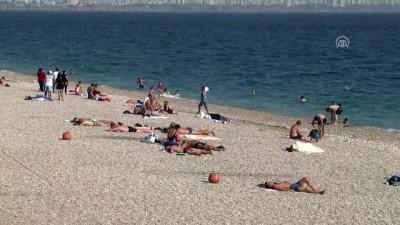 salda - Antalya'da deniz keyfi