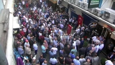 Başkan Özakcan'dan miting gibi adaylık açıklaması