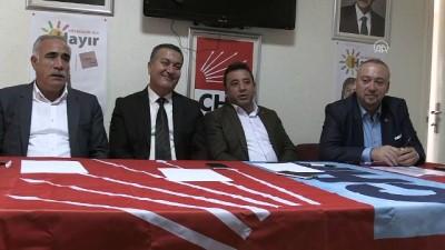 CHP PM Üyesi Tatlıdil: 'Biz yukarıda hiç bir partiyle ittifak düşünmüyoruz' - SİİRT