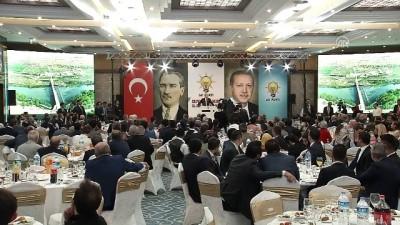 Cumhurbaşkanı Erdoğan: 'Kimin bu şehrin hayrına çalıştığı hizmetlerimiz anlatılarak ortaya konulabilir' - DİYARBAKIR