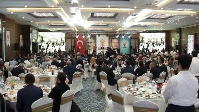 Cumhurbaşkanı Erdoğan: '(Kurdaki dalgalanma) Gereken tedbirleri aldık' - DİYARBAKIR