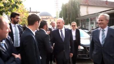 Dışişleri Bakanı Çavuşoğlu'na 'Ölürüm Türkiye'li karşılama - MAMUŞA