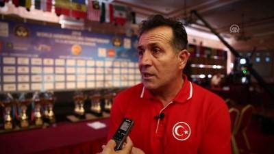Dopinge karşı, şampiyonalara bireysel katılım kaldırıldı - ANTALYA