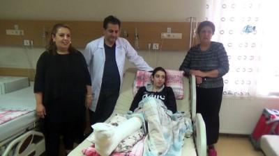 Gürcü hastalar, sağlıklarına Malatya'da kavuştu Haberi