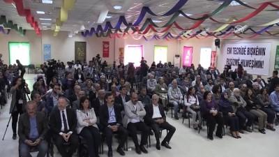 HDP'nin 'Yerel Yönetimler Çalıştayı' - DİYARBAKIR