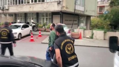 İstanbul'da lüks otomobil hırsızlarına operasyon