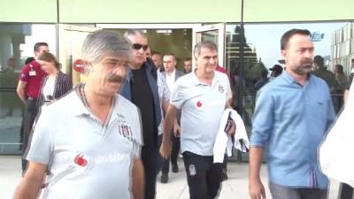 Kartal'a İzmir'de coşkulu karşılama