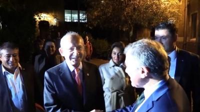 Kılıçdaroğlu, Oxford Üniversitesinde okuyan Türk öğrencilerle bir araya geldi - LONDRA