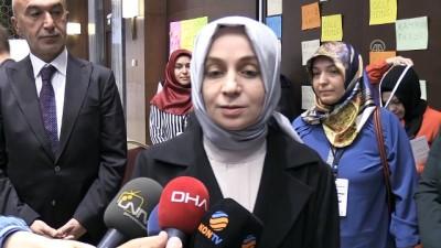 Leyla Şahin Usta: 'Bir insanın bu şekilde katledilmiş olması çok üzücü' - KONYA