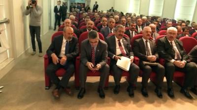 MHP Genel Başkanı Bahçeli, il başkanlarıyla bir araya geldi - ANKARA