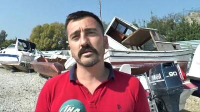 Mülteci kaçakçılığında kullanılan tekne ve yatlar imha edilecek
