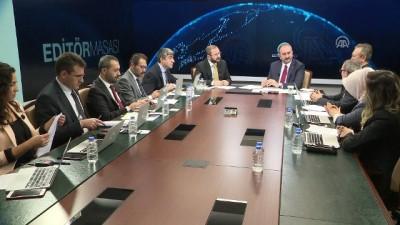 Adalet Bakanı Gül: '(Darbe girişimi davaları) 289 fiili darbe davası var ve bu davalardan 209'unu mahkemelerimiz karara bağladı' - ANKARA .....haber eksik