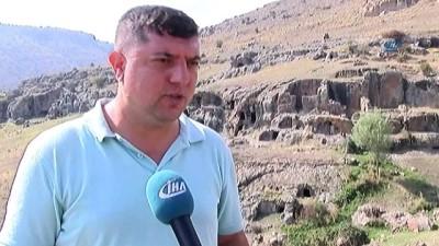 Afyonkarahisar'ın yeraltı şehri gün yüzüne çıkmayı bekliyor