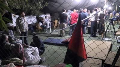 isgal - Filistinlilerden Han el-Ahmer'deki gösterilere devam kararı - KUDÜS