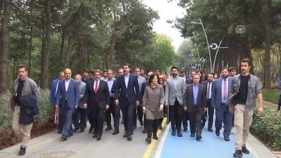 'Hiçbir zaman askeri arazileri rant olarak görmedik' - İSTANBUL