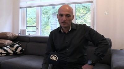 Hollanda'da gazi torunu Türk'e kahramanlık ödülü - AMSTERDAM