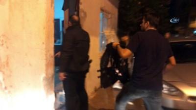 uyusturucu -  İstanbul'da narkotimlerin metruk binalara şok sokak uygulaması