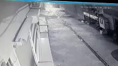 Kapkaç anı güvenlik kamerasına yansıdı - ŞANLIURFA