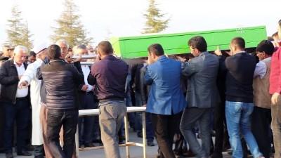 Karamanlı'daki trafik kazası - AK Parti İl Gençlik Kolları eski Başkanı Deniz'in cenaze namazı - BURDUR