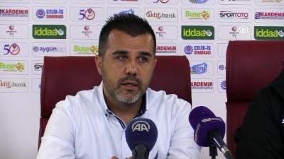 Kardemir Karabükspor-Altay maçının ardından - Avcı ve Açıkgöz - KARABÜK