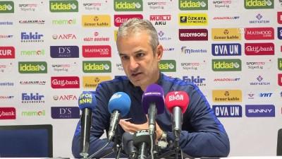 MKE Ankaragücü-Evkur Yeni Malatyaspor maçının ardından - ANKARA