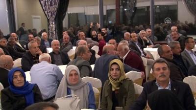 Pertek-Çemişgezek Sivil Toplum Kuruluşları Platformu buluşması - ELAZIĞ