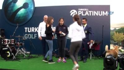 Turkcell Platinum Golf Challenge'da kazananlar belli oldu