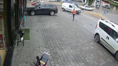 direksiyon -  Yaşlı adamın bisikletini üzerindeki ilaçlarıyla birlikte böyle çaldı