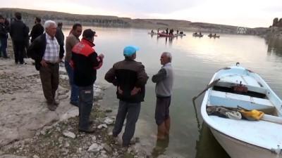 Baraj gölünde kaybolan 3 kişinin cesetlerine ulaşıldı - AKSARAY