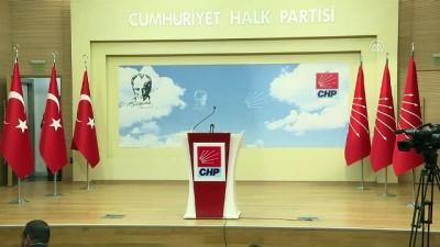 CHP Parti Sözcüsü Öztrak: 'Mahalli idare seçimlerinde büyük bir başarı elde edeceğiz' - ANKARA