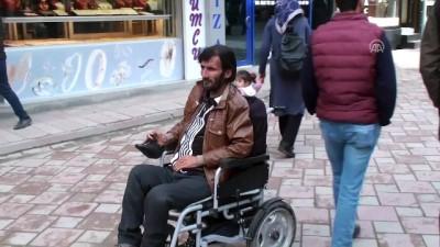 Engelliler derneği, Çağla Şıkel hakkındaki suç duyurusunu geri çekti - AĞRI