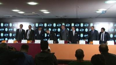 Galatasaray, forma sponsorluğu için Bilyoner.com'la anlaştı -1-