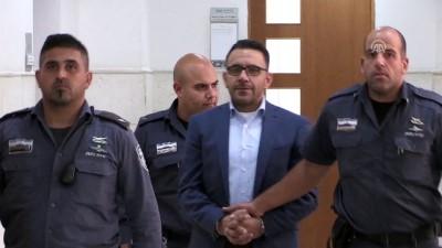 Kudüs Valisi İsrail mahkemesine çıkarıldı - KUDÜS