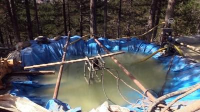 Muğla'nın 2050'ye kadar içme suyu sorunu çözülüyor