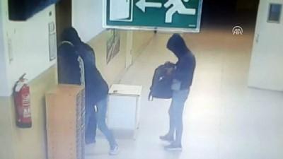 Okul ve baz istasyonlarından hırsızlık - BURSA