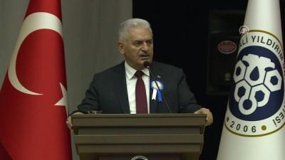 TBMM Başkanı Yıldırım: 'Bizim huzurumuz, barışımız ve kardeşliğimizden her zaman birileri rahatsız olmuştur' - ERZİNCAN