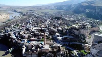 611 yıllık minare taşınıyor - BATMAN