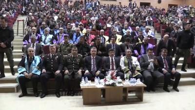 Ağrı İbrahim Çeçen Üniversitesi Akademik Yılı Açılış Töreni - AĞRI