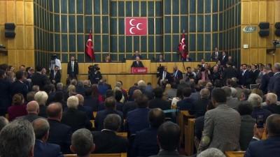 Devlet Bahçeli: 'Danıştay 8. Dairesi çözülme sürecinin kötü bir hatırasını söküp atmıştır'