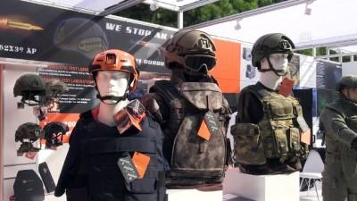 FIEP Zirve Toplantısı - Jandarma Genel Komutanlığı sergisi - ANTALYA