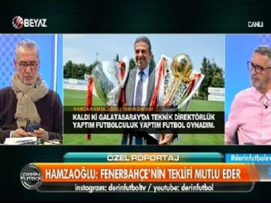 Hamza Hamzaoğlu: F.Bahçe'nin teklifi beni mutlu eder Video