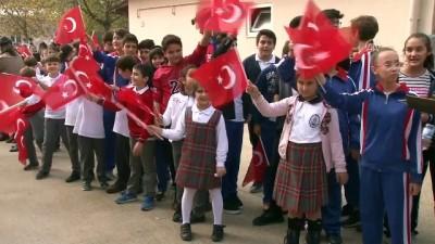 İzmit'te 10 okula basketbol sahası - KOCAELİ